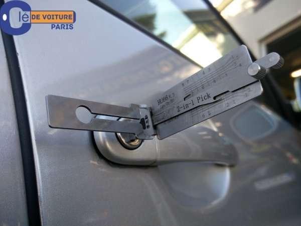 Cl fiat 500 cl de voiture paris clef automobile paris - Ouverture de porte paris 17 ...